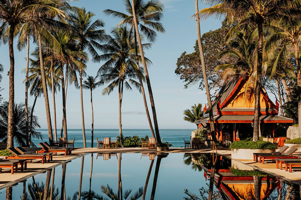Relaxing by the Pool - ©Amanpuri, Thailand