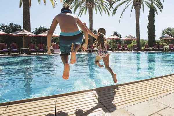 Splashy Family Moments - ©Fairmont Grand Del Mar