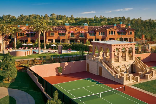Tennis Court - ©Fairmont Grand Del Mar