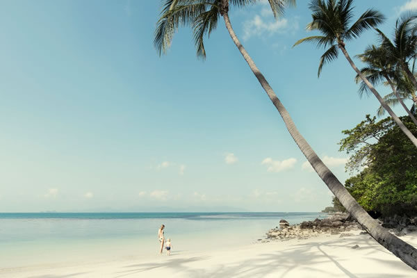 Pristine Beaches - ©Four Seasons Resort Koh Samui