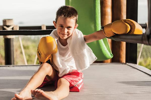 Muay Thai Kick-Boxing Class - ©Four Seasons Resort Koh Samui