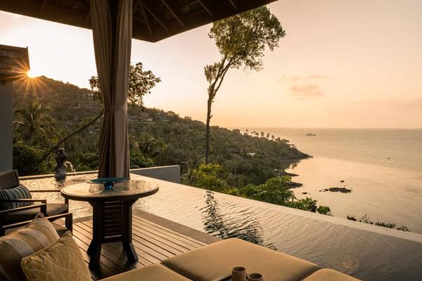One Bedroom Pool Villa - ©Four Seasons Resort Koh Samui