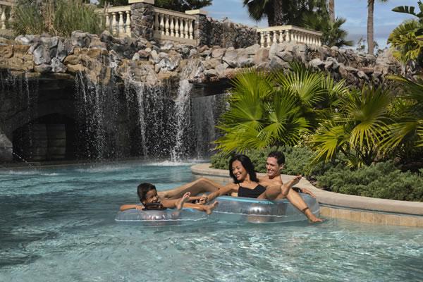Lazy River - ©Four Seasons Resort Orlando at Walt Disney World® Resort
