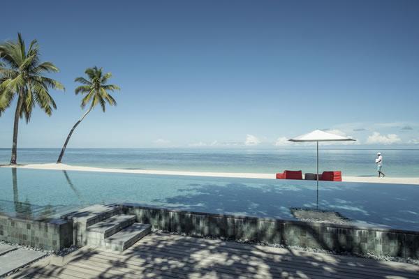 Beach Pool - ©Four Seasons Resort Seychelles at Desroches Island