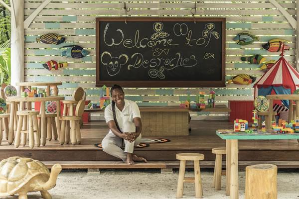 Kids For All Seasons Kids Club©Four Seasons Resort Seychelles at Desroches Island