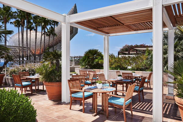 Marina Terrace - ©Hotel Arts Barcelona, The Ritz-Carlton