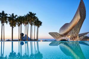 Outdoor Swimming Pool - ©Hotel Arts Barcelona, The Ritz-Carlton