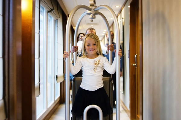 Little Fans & Family Offer at Mandarin Oriental, Geneva