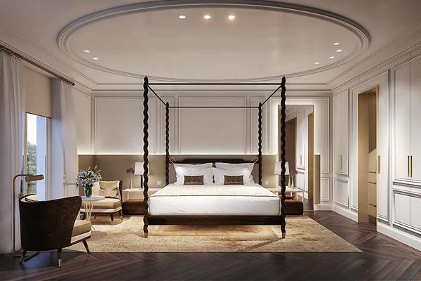 Deluxe Room - ©Mandarin Oriental Ritz, Madrid