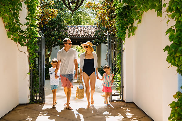 Summer Family Fun at Ojai Valley Inn, Southern California