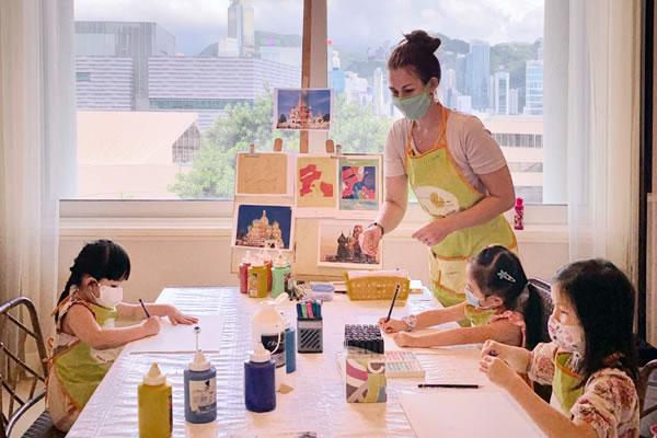 Art and Culture Classes -©The Peninsula Hong Kong