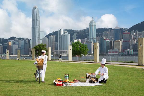 Picnic -©The Peninsula Hong Kong