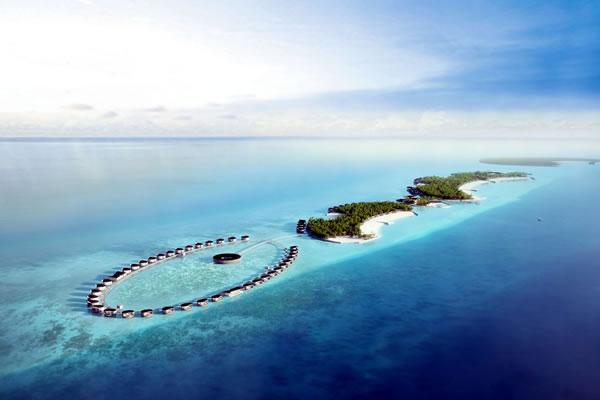 Aerial - ©The Ritz-Carlton Maldives, Fari Islands
