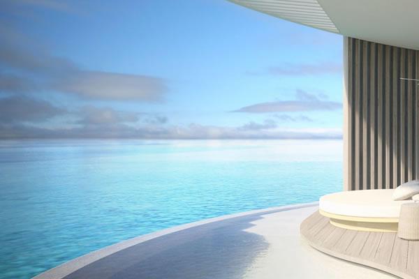 Ocean Pool Villa - ©The Ritz-Carlton Maldives, Fari Islands