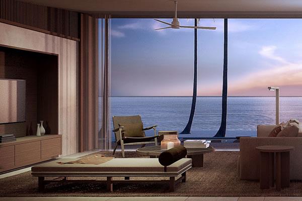 Two Bedroom Beach Pool Villa - ©The Ritz-Carlton Maldives, Fari Islands