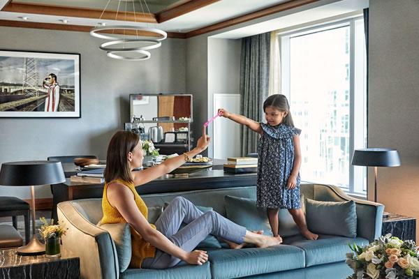 Family Time - ©The Ritz-Carlton, Toronto