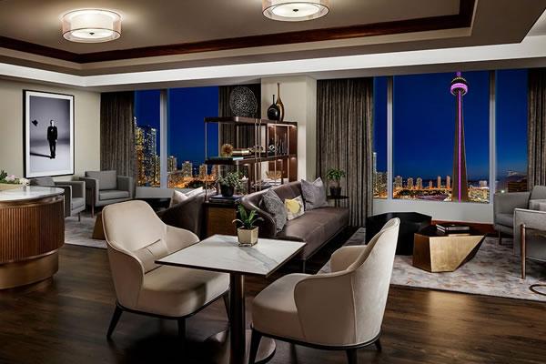 Lounge - ©The Ritz-Carlton, Toronto