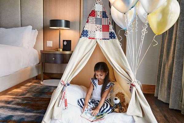 Ritz Kids Urban Safari - ©The Ritz-Carlton, Toronto