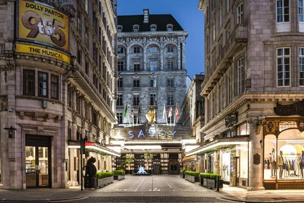 Façade - ©The Savoy, A Fairmont Managed Hotel