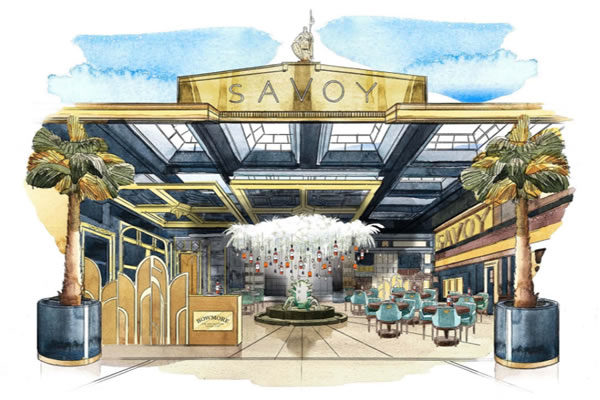 Solas - ©The Savoy, A Fairmont Managed Hotel