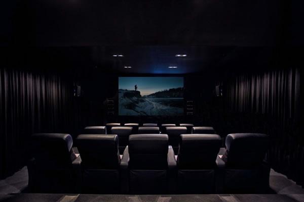 Movie Theatre - ©Viceroy Los Cabos