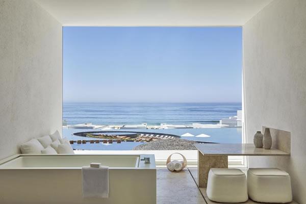 Ocean View King Bed Balcony - ©Viceroy Los Cabos