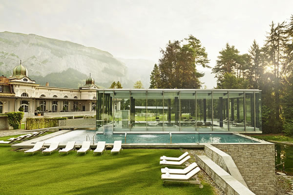 ©Waldhaus Flims Wellness Resort