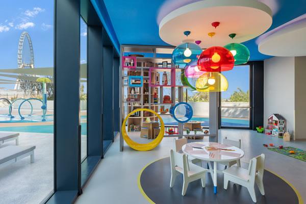 Qix Kids Club -©Address Beach Resort, Dubai