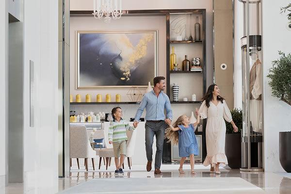 Family Vacations -©Address Hotels + Resorts