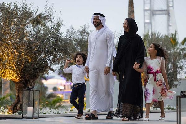 Family Moments -©Address Beach Resort, Dubai
