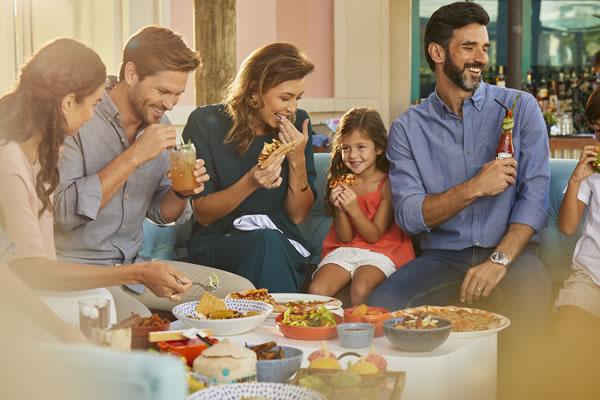 Family Time at Wavehouse -©Atlantis The Palm Dubai