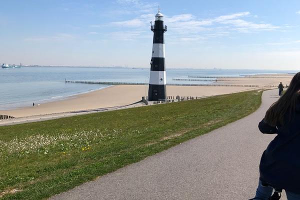 E-Bike Tour to Breskens - ©Ilonka Molijn