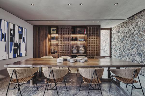 Haute Living Area  ©Domes Zeen Chania