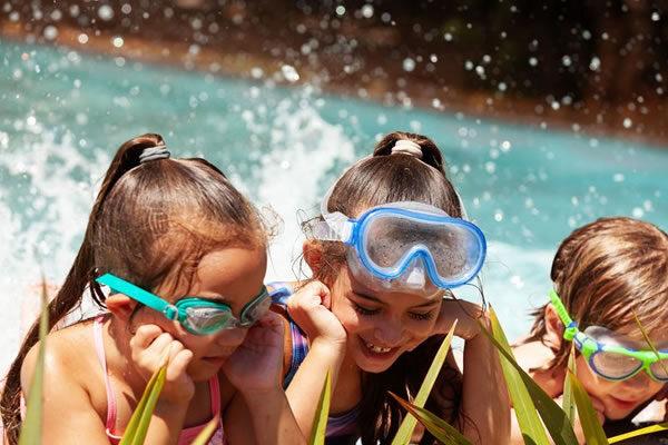 Children's Activities -©Domes of Corfu