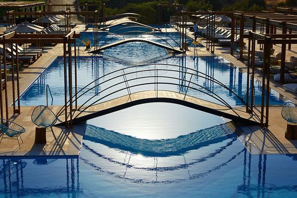 Swimming Pool -©Domes of Elounda, Crete