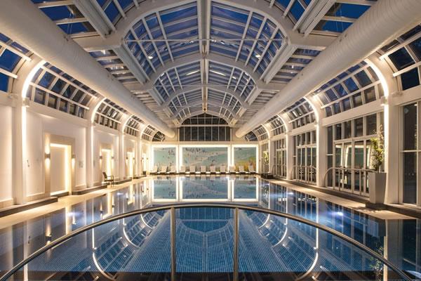 Indoor Pool -©Four Seasons Hotel Hampshire