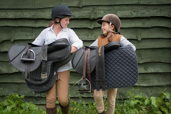 Saddle Up - ©Four Seasons Hotel Hampshire
