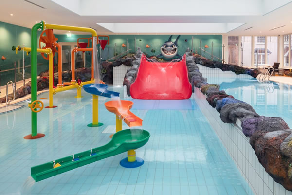 Sharkie's Reef -©Four Seasons Hotel Hampshire