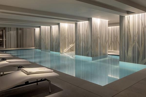 Spa Pool -©Four Seasons Hotel London at Ten Trinity Square