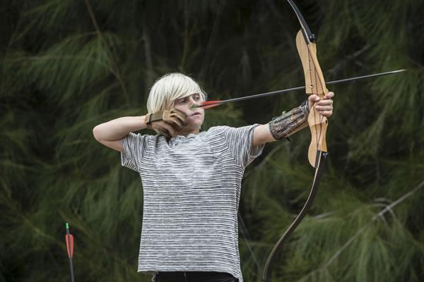 Archery - ©Four Seasons Resort Lanai