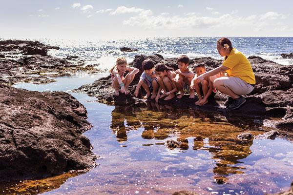 Kids for all Seasons - ©Four Seasons Resort Lanai