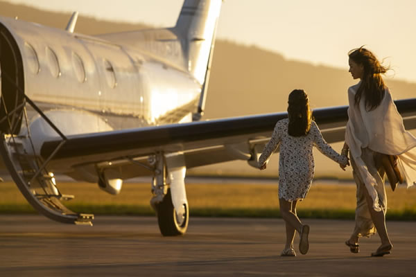 Private Aviation - ©Four Seasons Resort Lanai