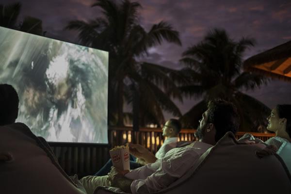 Private Cinema ©Four Seasons Resort Nevis, West Indies