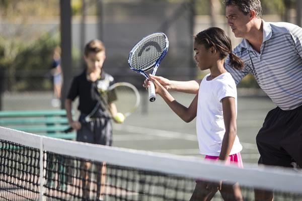 Tennis Lessons ©Four Seasons Resort Nevis, West Indies