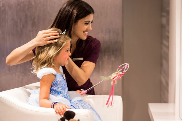 Magical Moments for Kids at The Spa ©Four Seasons Resort Orlando at Walt Disney World® Resort
