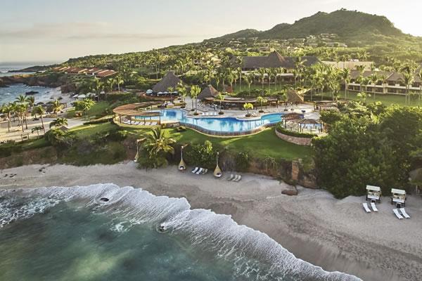 Resort Aerial ©Four Seasons Resort Punta Mita, Mexico