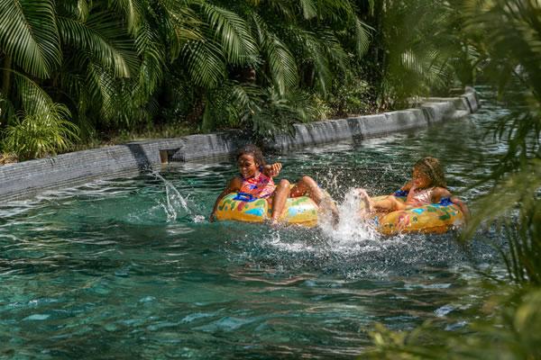 The Lazy River ©Four Seasons Resort Punta Mita, Mexico