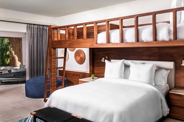 Two-Bedroom Family Casitas ©Four Seasons Resort Punta Mita, Mexico