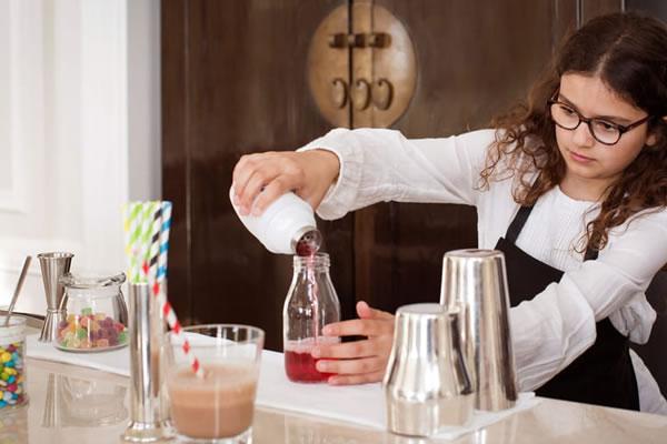 Mocktail Making Class - ©Grand-Hôtel du Cap-Ferrat, A Four Seasons Hotel
