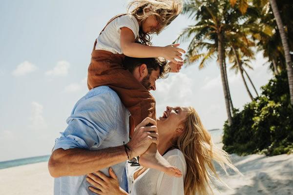 Joyful Family Time - ©Joali Maldives